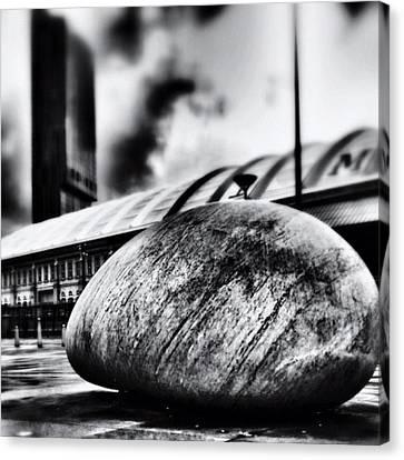 Instagram Photo Canvas Print by Ritchie Garrod