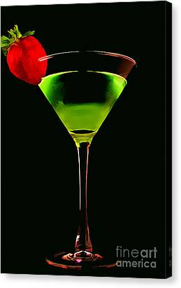 5 O'clock Somewhere Canvas Print by Darren Fisher