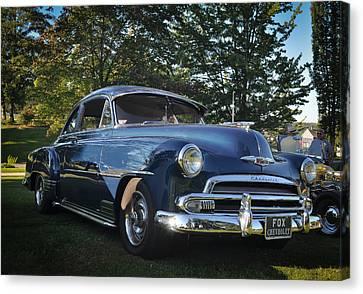 '51 Chevrolet Canvas Print by Ronda Broatch