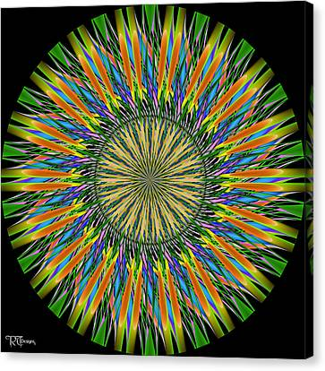 541 Canvas Print