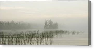 Lake Of The Woods, Ontario, Canada Canvas Print by Keith Levit