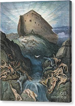 Noahs Ark Canvas Print by Granger
