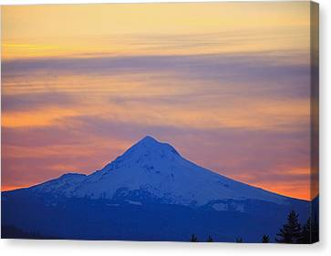 Oregon, United States Of America Canvas Print by Craig Tuttle