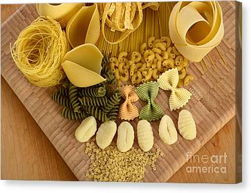 Pasta Canvas Print by Photo Researchers, Inc.