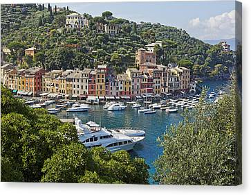 Portofino Canvas Print by Joana Kruse