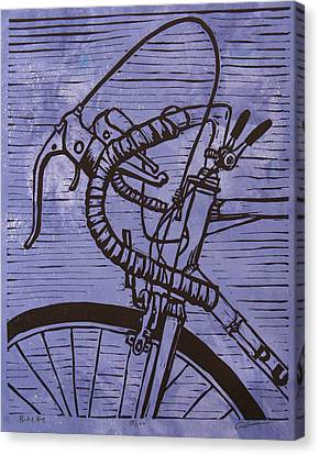 Bike 2 Canvas Print by William Cauthern