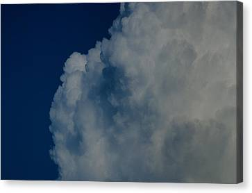 Cumulonimbus Clouds Canvas Print by One Rude Dawg Orcutt