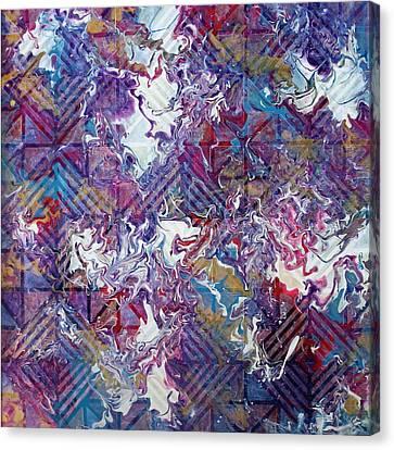 Untitled Canvas Print by Austin Zucchini-Fowler