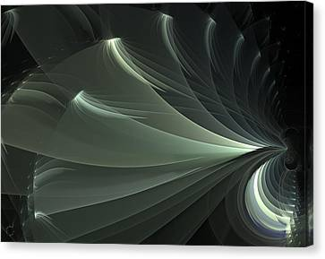 Generative Art Canvas Print - 750 by Lar Matre