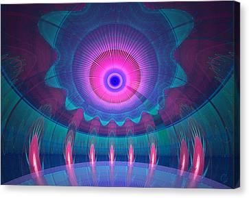 763 Canvas Print by Lar Matre