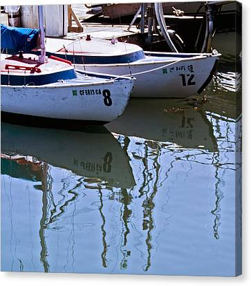 8 To 12  Canvas Print by Gary Brandes