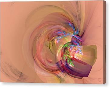849 Canvas Print