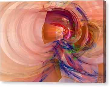 850 Canvas Print