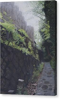 Afternoon Light Canvas Print by Masami Iida
