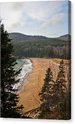 A Beautiful Place Canvas Print by Greg DeBeck