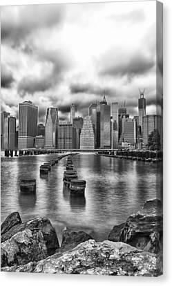 A Brooklyn View Canvas Print