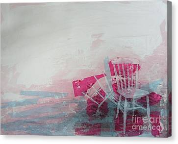 A Crime Of Passion Canvas Print by Paul OBrien