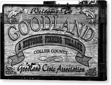 A Goodland Canvas Print by David Lee Thompson