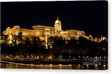 A King's Palace Canvas Print by Syed Aqueel
