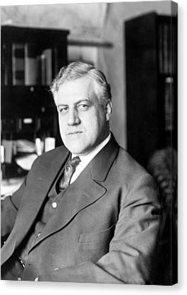 A. Mitchell Palmer, Attorney General Canvas Print by Everett