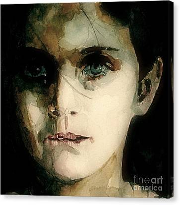 A Moments Thought For Those Who Have Not Canvas Print by Paul Lovering