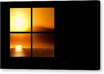 A New Day Canvas Print by Katy Breen
