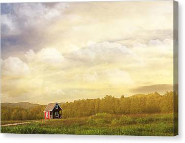 A Place To Call Home Canvas Print by Amy Tyler