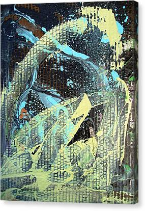 A Private Universe Of Despair Canvas Print by Bruce Combs - REACH BEYOND