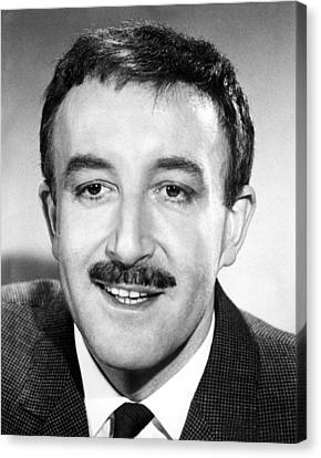 A Shot In The Dark, Peter Sellers, 1964 Canvas Print by Everett