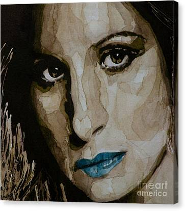 A Star Is Born Canvas Print by Paul Lovering