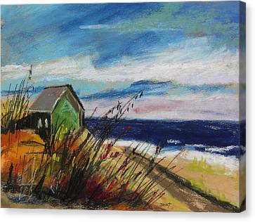 Abandoned Canvas Print by John Williams