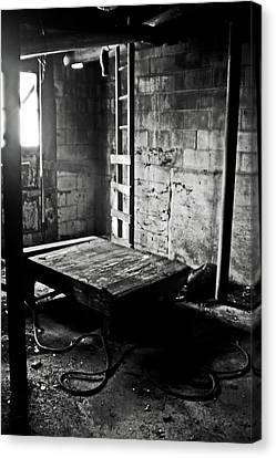 Abandoned  Canvas Print by Randall  Cogle