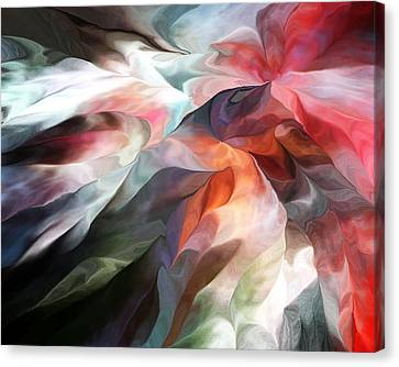 Abstract 062612 Canvas Print by David Lane