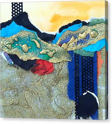 Abstract 2011 No.2  Canvas Print