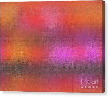 Abstract 245 Canvas Print by John Krakora