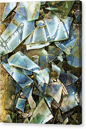 Abstract-41 Canvas Print by Todd Sherlock