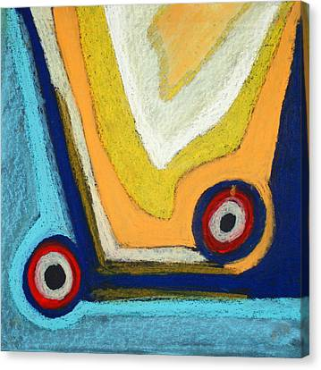 Abstract 54 Canvas Print by Sandra Conceicao