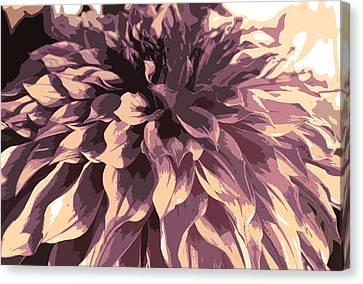 Abstract 6 Canvas Print by Sumit Mehndiratta