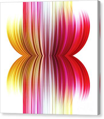 Abstract Background Canvas Print by Blink Images