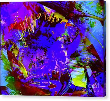 Abstract Dreams Canvas Print by Doris Wood
