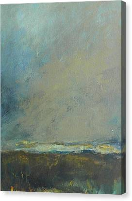 Abstract Landscape - Horizon Canvas Print