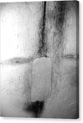 Canvas Print featuring the photograph Abstract by Mary Sullivan