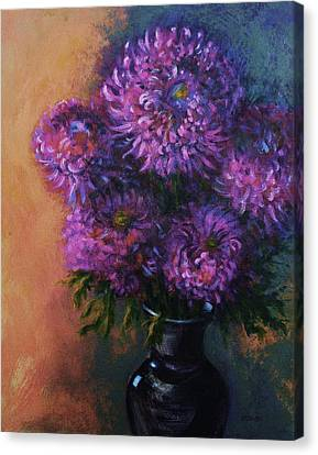 Abundance Canvas Print by Peggy Wrobleski