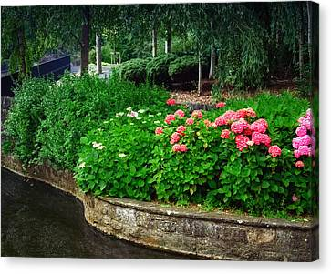 Adare Gardens Canvas Print
