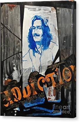 Addiction Canvas Print by Wade Hampton