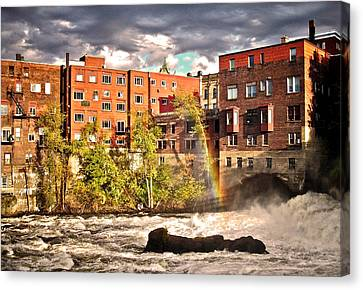After The Storm ... Canvas Print by Juergen Weiss