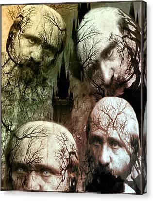 Aging Canvas Print - Aging by E  Kraizberg