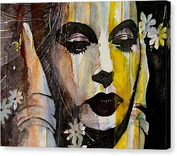 Agony And Ecstasy Canvas Print by Paul Lovering
