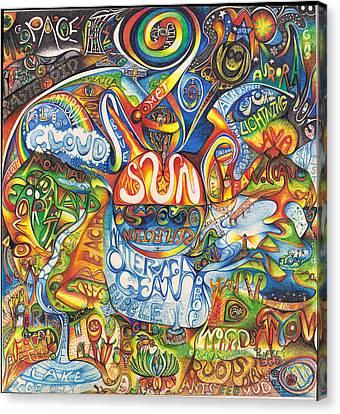 AHL Canvas Print by Jonathan 'DiNo' DiNapoli