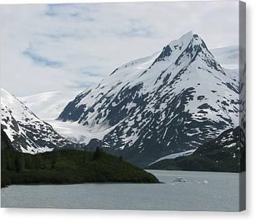 Alaska Scenery Canvas Print
